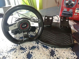 Volante Y Pedalera Genius Speedwheel 5 Pro