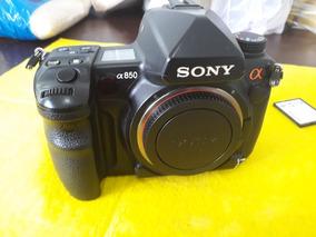 Sony Alpha A850 35mm Fotográfica Digital Profissional, Corpo