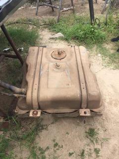 Tanques de gasolina usados