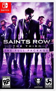 Saints Row The Third Nintendo Switch Fisico