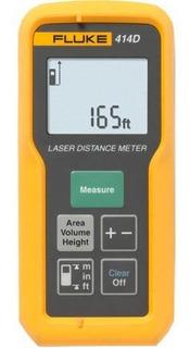 Medidor Distancia Laser 50 Mts Maximo Fluke 414d