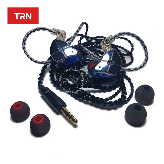 Fone Trn St1 In Ear Fone Para Retorno De Palco Profissional