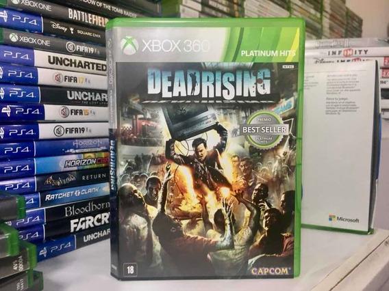 Dead Rising Original Para Xbox 360 EmCd