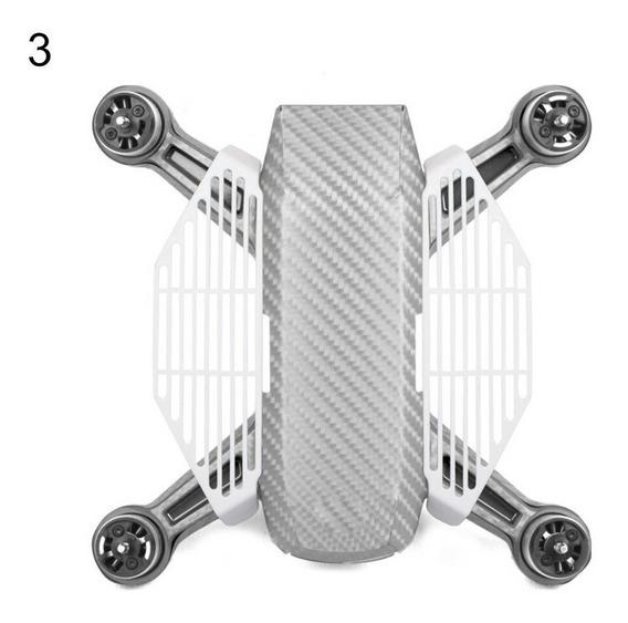 Protetor De Dedos Drone Dji Spark Pouso E Decolagem Na Mão