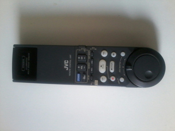 Controle Jvc Vtr/tv Pq11525 - Made In Japan