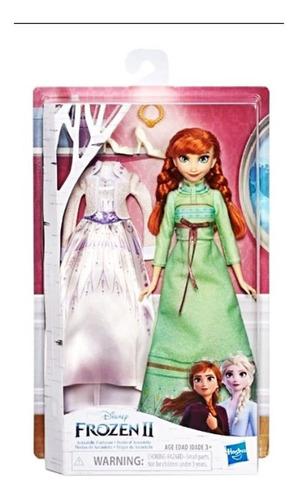 Frozen 2 Anna Modas De Arendelle Disney