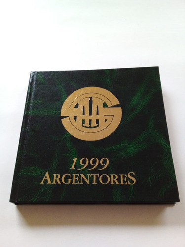 Imagen 1 de 2 de Argentores 1999 Agenda - Tapa Dura