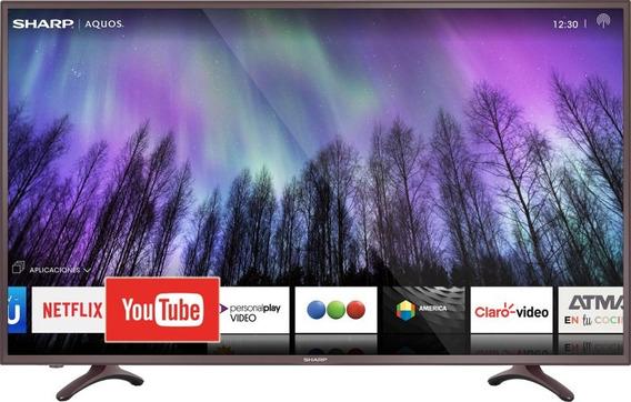 Smart Tv Led 50 4k Sh5020kuhd Sharp