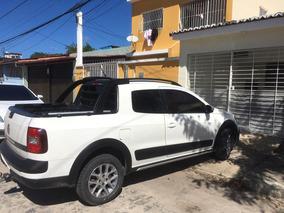 Saveiro Cross Cab. Dupla 2016 - Completa