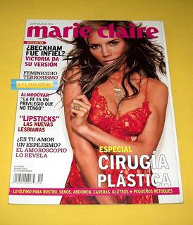 Victoria Beckham Revista Marie Claire 2004 Pedro Almodovar