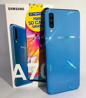 Teléfono Samsung A70