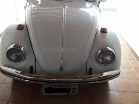 Fusca Volkswagen Modelo 1981