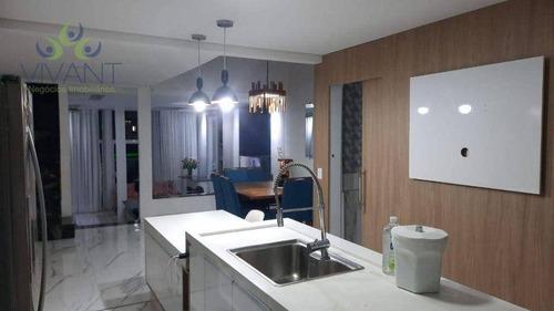 Imagem 1 de 4 de Sobrado Com 3 Dormitórios À Venda, 270 M² Por R$ 650.000,00 - Cidade Edson - Suzano/sp - So0238