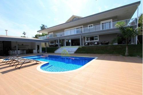 Imagem 1 de 30 de Chácara Com 4 Dormitórios À Venda, 2130 M² Por R$ 2.500.000,00 - Centro - Ibiúna/sp - Ch0022