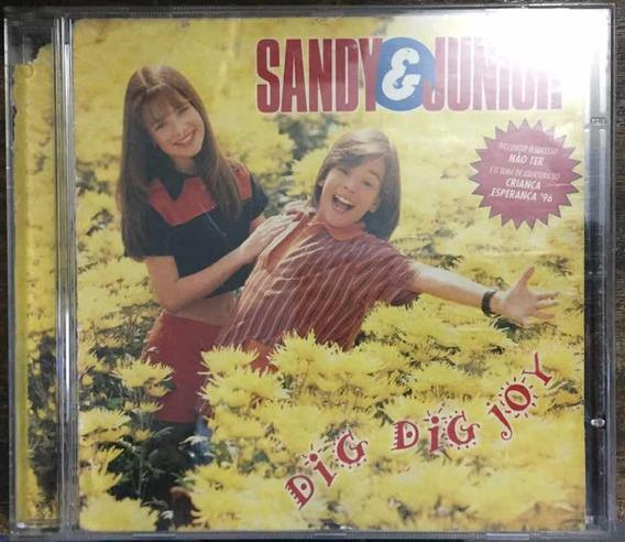 Cd Sandy & Junior - Dig Dig Joy
