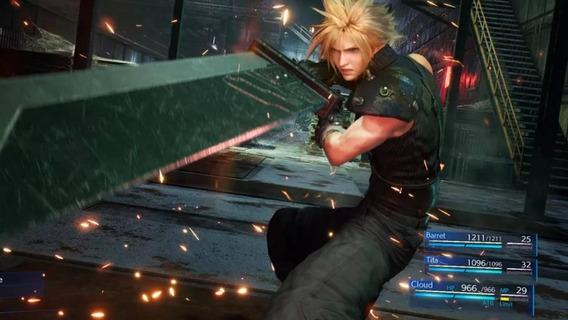 Final Fantasy Vii Remake - Ps4 - Playstation 4