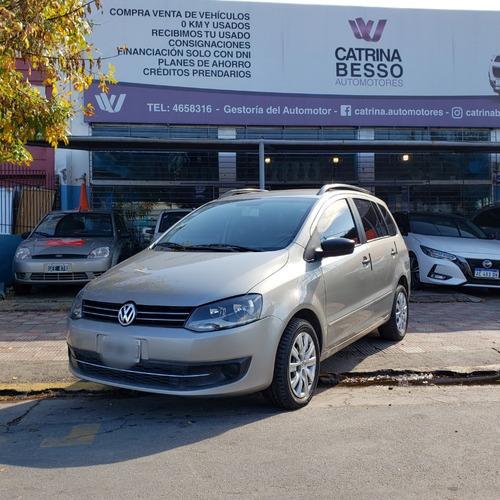 Volkswagen Suran Confortline 2012