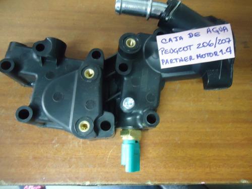 Caja De Agua Peugeot Motor 1.4