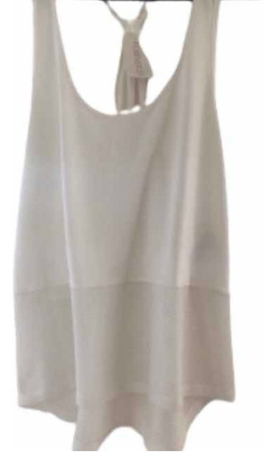 Remera Musculosa Forever 21 C/red