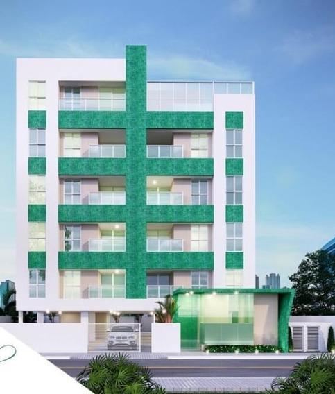 Apartamento Em Bancários, João Pessoa/pb De 71m² 3 Quartos À Venda Por R$ 331.000,00 - Ap211421