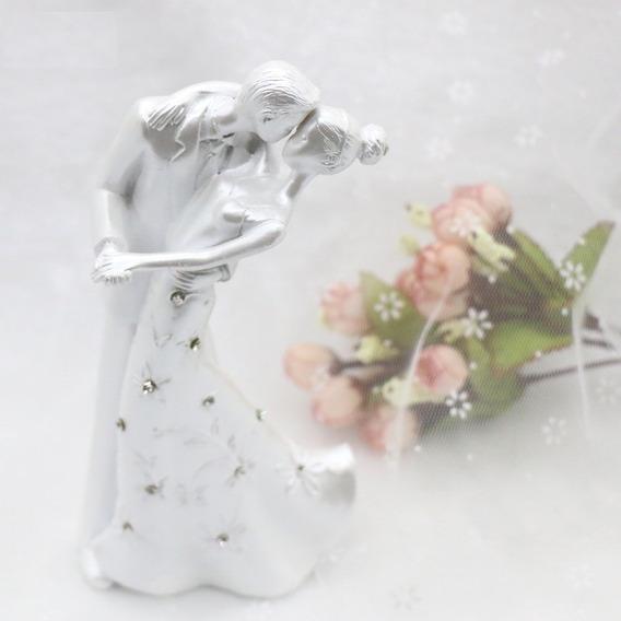 Figura Decorativa Kiss Love