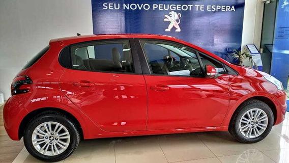 Peugeot 208 Active 1.2 Com Primeira Parcela P/ Janeiro
