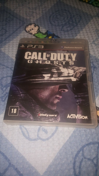 Call Of Duty Ghost (leia Atentamente A Descrição)