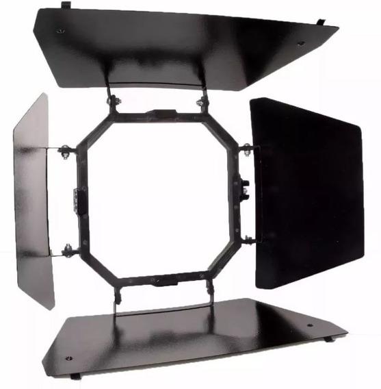 Bandoor 180 Atek + 8 Filtros Gel - Flash Estúdio Sem Uso.