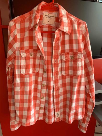 Camisa Abercrombie Talle S Belgrano