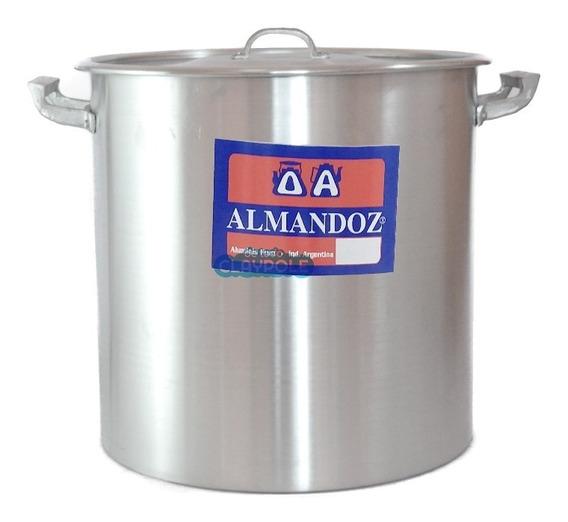 Olla Gastronómica Aluminio Reforzado N°30 - 20 Lts