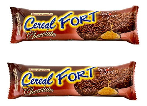 Barrita Cereal Fort Caja Promo X24un - Barata Golosineria