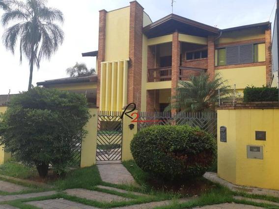 Casa Comercial Para Locação, Nova Campinas - Ca0450
