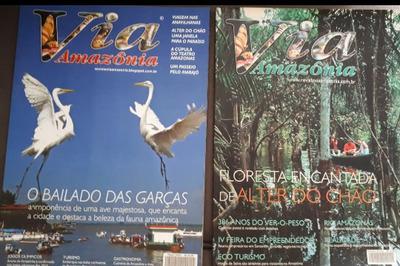 Revista Via Amazônia