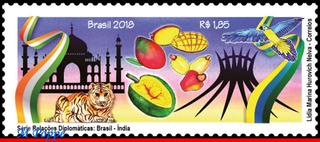 Ver Desconto 2018 Série Relações Diplomáticas: Brasil-índia