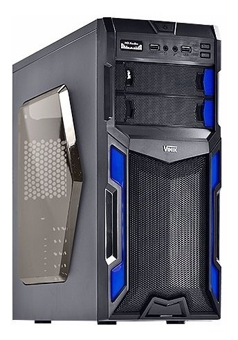 Cpu Gamer Pc Intel I5 4570 3.6, 8gb, H81, Gab. Vinik