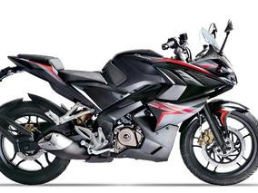 Moto Bajaj Rouser Rs 200 Dni Laser Edged 0km Urquiza Motos