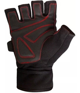 Guantes Guantillas Deporte Crossfit Fitness Gym Pesas Clic