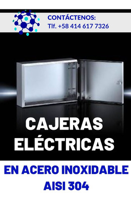 Cajeras Eléctricas Cajas Gabinetes Tableros Electricos