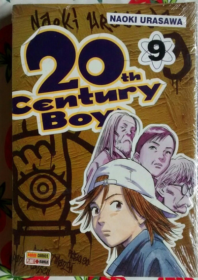 Mangá 20th Century Boys Vol 9 Panini