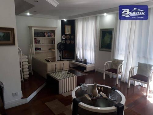Imagem 1 de 30 de Excelente Apto Com 168m2 Com 3 Suites,3 Vagas, Otima Localização. - Ap3727