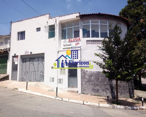 Salão Comercial Disponível Para Alugar No Jardim Vera Cruz, Zona Leste De São Paulo. - 920 - 34437182