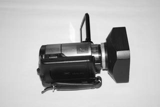Cámara De Video Sony Handycam Hdr-xr100 Avchd 4.0 Megapixels
