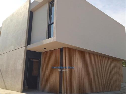 Venta Casa A Estrenar Prox A Portones U$d 185.000
