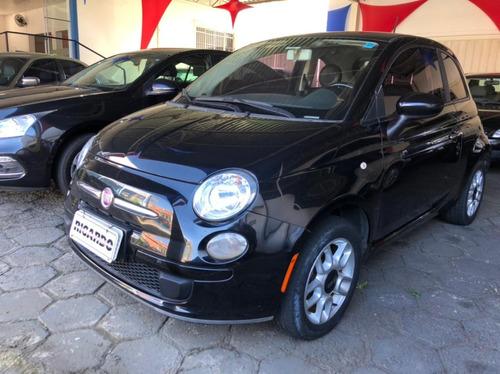 Imagem 1 de 12 de Fiat 500 Cult 2013