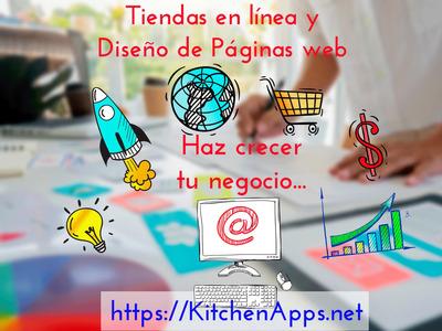 Diseño De Tiendas En Linea Y Paginas Web