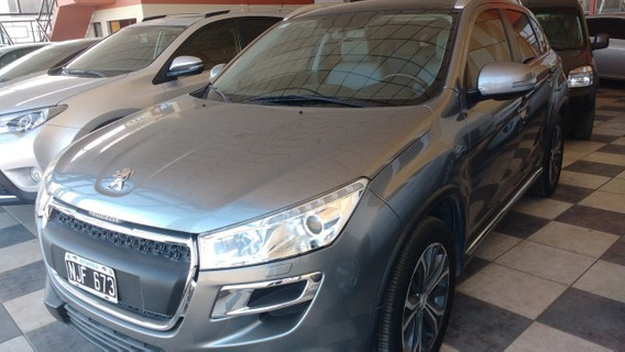 Peugeot 4008 2.0 Feline 4x4 150cv Cvt