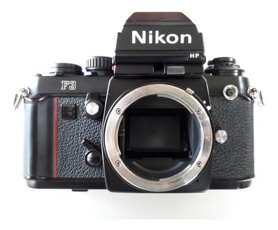 Nikon F3 Hp - Colecionador