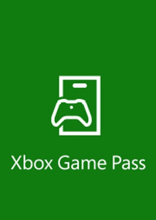Xbox Game Pass 1 Mes Código Digital Cta Rut.