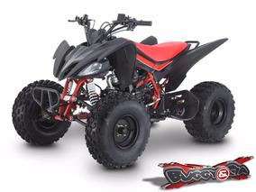 Quadriciclo Raptor 125cc 4 Tempos Semi-automático 3 Marchas