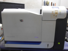 Impressora Hp Color Cp3525 Laserjet